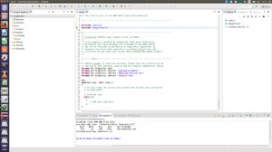 Eclipse-first compilation for STM32