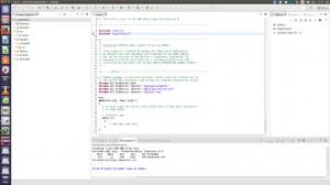Eclipse - pierwsza kompilacja dla STM32