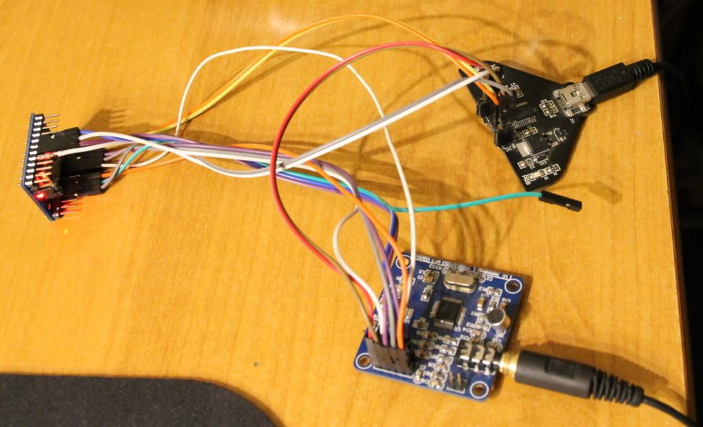 Prototyp odtwarzacza radia internetowego